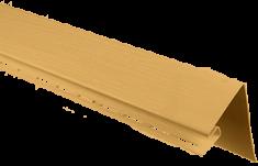 """Планка """"околооконная"""", 3м, цвет Золотистый"""