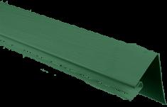 """Планка """"околооконная"""", 3м, цвет Зелёный"""